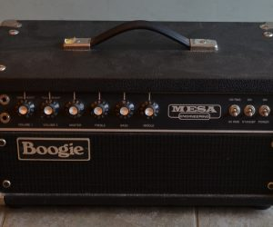 Mesa Boogie Mark 1 mid 70's (Consignment) SOLD