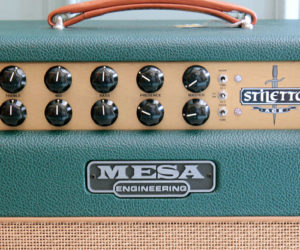 Mesa Boogie Stiletto Ace 2010 (consignment) SOLD