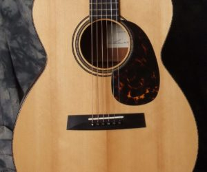 Miller OM Mahogany 2008 (Consignment) No longer available