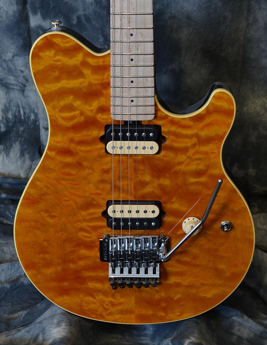 Music Man Axis Floyd Rose Www12fretcom