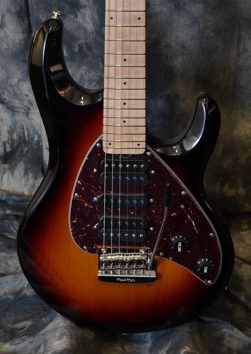 Music Man Silhouette - www.12fret.com