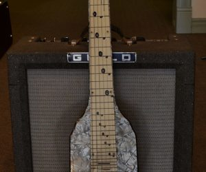 National Chicagoan Lap Steel late 50's (Consignment) SOLD