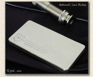 National Slimline Resonator Pickup