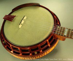 Nechville Phantom Curly Maple Leon Hunt Banjo