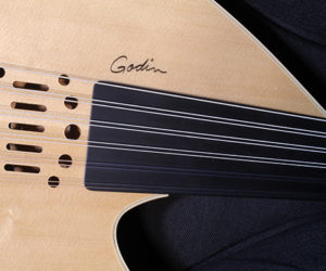 Enter The Oud - The Godin MultiOud Ambiance Nylon HG