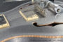 2008 Silver Sparkle PRS McCarty Archtop II  SOLD