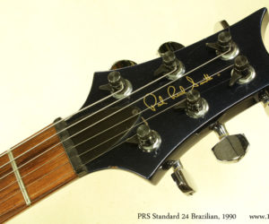 1990 PRS Standard 24 Brazilian (consignment) No Longer Available