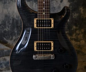PRS Custom 22 Slate Black Ten top 1994 (Consignment) SOLD
