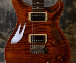 PRS Custom 22 Amber 1999 (Consignment) SOLD