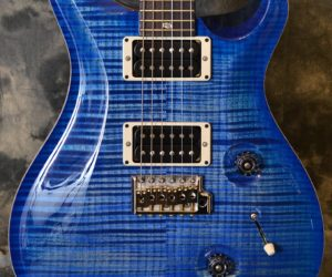 PRS Custom 24 10 Top Faded Blue Burst SOLD