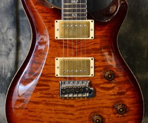 PRS 25th Anniversary Custom 24 2010 (Consignment) SOLD