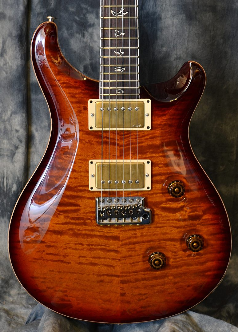 PRS 25th Anniversary Custom 24 2010