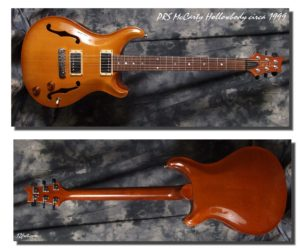 PRS McCarty Hollowbody 1999 (Consignment) No Longer Available