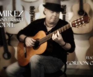 Ramírez 130 Años Classical Guitars featuring Gordon O'Brien