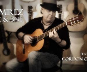 Ramirez 2NE & 3NE Classical Guitars featuring Gordon O'Brien