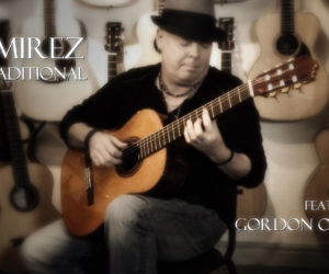 Ramirez 1a Traditional Classical Guitar Featuring Gordon O'Brien