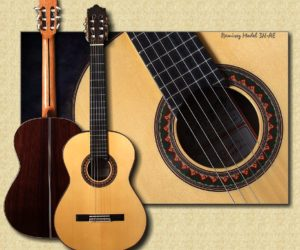 Ramírez Model 3N - AE Classical Guitar