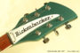 Turqoise 1997 Rickenbacker 360 (consignment) SOLD