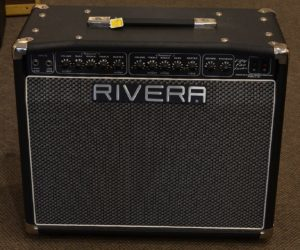 Rivera Fifty Five Twelve combo 1990's (Consignment) SOLD