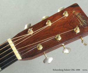 1999 Schoenberg Soloist OM SOLD
