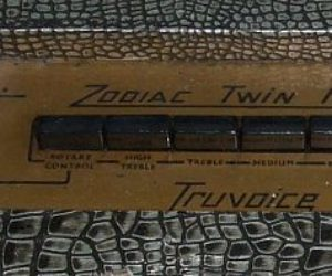 Selmer Zodiac Twin Fifty 1963 (Consignment) SOLD