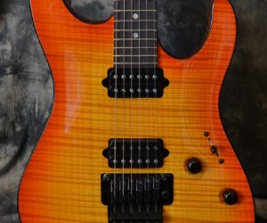 Suhr Modern Carvetop 2010 (Consignment) SOLD