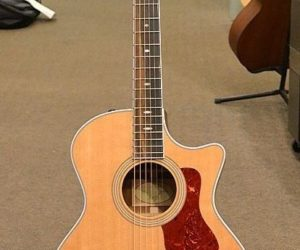 Taylor 414ce 2012 (Consignment) SOLD
