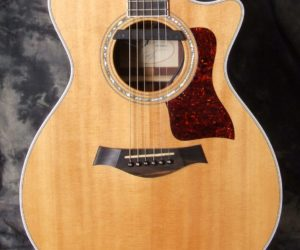 Taylor 812ce 1999 (Consignment) - SOLD