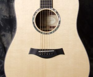 """Taylor """"Build to Order"""" Madagascar Dreadnought SOLD"""