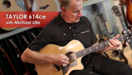 Taylor-614ce-Michael-Lille-Video-Cover