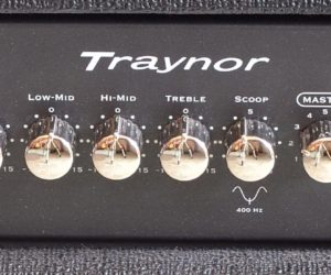 Traynor DB300 Bass Amp (Consignment) SOLD