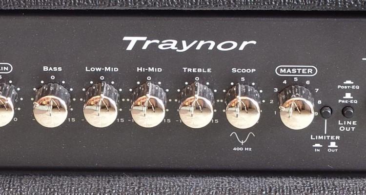 Traynor_DB300_2009C_panel