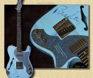 James Trussart Guitars (original feature)