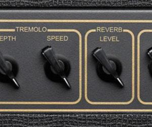 Vox AC15C1 Custom Tube Amplifier