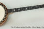 The Windsor Zither Banjo SOLD