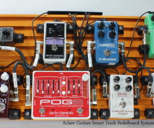 Aclam Smart Track Pedalboard System