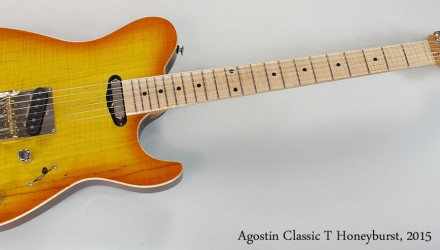 Agostin-Classic-T-Honeyburst-2015-Full-Front-View