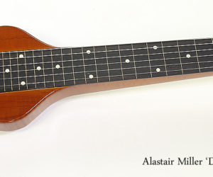 SOLD! 2013 Alastair Miller 'Dallas' Lap Steel