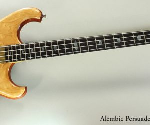 1986 Alembic Persuader Bass (SOLD)