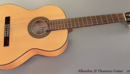 Alhambra-3F-Flamenco-Guitar-Full-Front-View