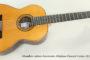 2015 Alhambra Luthier Aniversario Altiplano Classical Guitar  SOLD