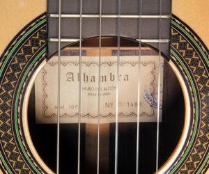 Alhambra Model 10P