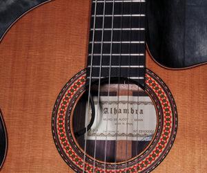 Alhambra 7P CW E5 Cutaway Classical