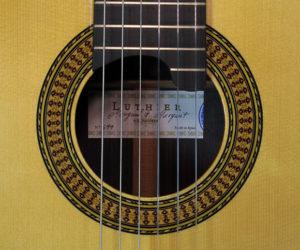 Alhambra Model Luthier India