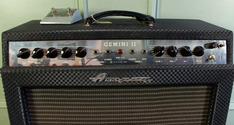 Ampeg-Gemini-II-G-15-Amp-1965-67-panel
