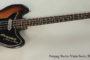 1965 Ampeg Vista-Sonic Bass (SOLD)