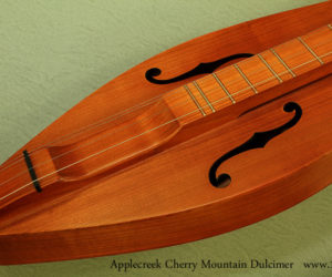 Applecreek Mountain Dulcimer