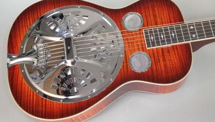 Beard-Maple-R-Squareneck-Reso-Phonic-Guitar-2011-Top