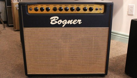 Bogner-Shiva-2x10-Combo-Amplifier-1990s-Full-Front-View
