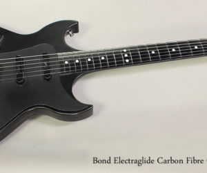 SOLD!!! 1985 Bond Electraglide Carbon Fibre Guitar
